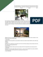 Dengan  Penggunaan Kaca sebagai material bangunan.docx