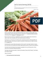 Agricultureguruji.com-The Ultimate Guide for Carrot Farming2018