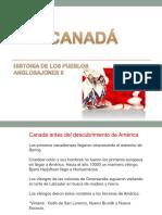 Historia de Canada Pueblos Anglo II