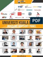 Industry Advisory Panels