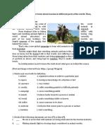 Eco tourism reading activities THREE TEXTS! Keys provided.docx