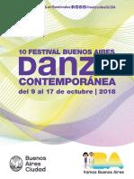 10 Festival Buenos Aires Danza Contemporánea