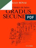 Paulo Rónai - Curso Básico de Latim - Gradus Secundus
