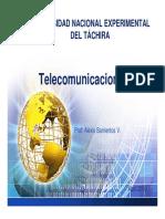 Telecomunicaciones Unidad I