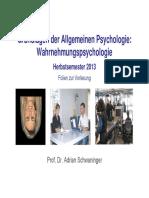 Wahrnehmungspsychologie_2013
