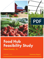 Kane County Food Hub Feasibility Study Summary Report