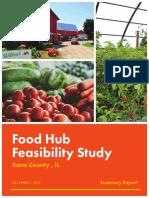 Kane County Food Hub Feasibility Study Summary Report
