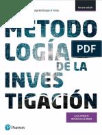 Metodología de La Investigación Competencia, 3ra Edición - Julio Pimienta