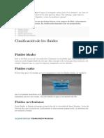 clasidficacion de los fluidos.docx