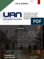 Universidad en El Mundo