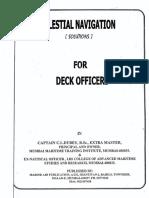 Celestal Navigation by Dubey