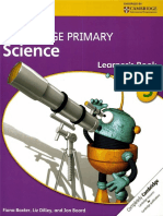 9781107663046, Cambridge Primary Science Learner's Book 5