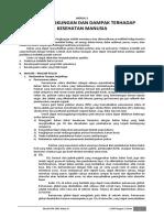 Modul 2 Polusi Lingkungan Dan Dampak Terhadap Kesehatan Manusia