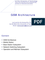 WC05-GSM Architecture (1)