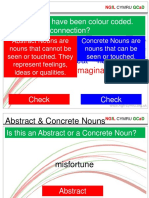 Abstract and Concrete Nouns.ppt