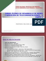 Planes de Desarrollo de Redes y Servicios