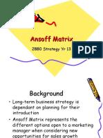 Ansoff Matrix 110620145054 Phpapp02