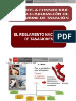 1. Criterios Para La Elaboracion de Informe de Tasacion