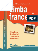 Manual Franceza l2 x Groza Cor.1108 2