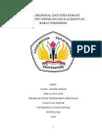 PETA REGIONAL DAN STRATIGRAFI KABUPATEN SANGGAU KALIMANTAN BARAT INDONESIA.docx
