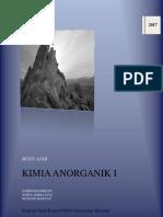 Buku Ajar Kimia Anorganik i