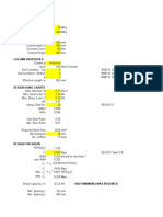 12ft F&G DETECTOR POLES REV-A  Concrete Design BS8110.xlsx