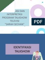 1441_identifikasi Dan Interpretasi Talkshow