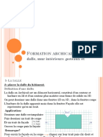 Formation Archicad Cours 3