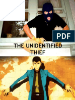 THE UNEXPECTED THIEF.pptx