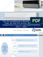Air Conditioners Market in GCC Size, Share 2021_Brochure