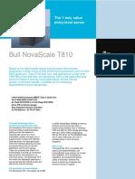 NovaScale T810