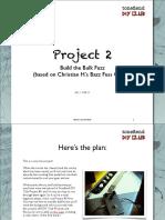 DIY Club Project 2 Bazz Fuzz