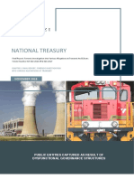 Treasury Report Transnet