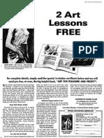 2 Art Lessons Free