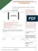 electricité exercices corrigés pdf