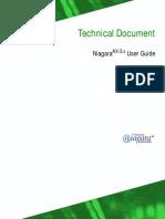 ELEC-C1220 Niagaraax-3.x User Guide