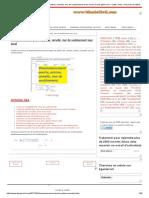 Feuille excel pour le calcul dimensionnement d'ouvrages de génie civil  Poutre, Poteau, Semelle, Mur de Soutènement Avec Excel