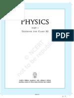 Class 11 Physics Part 1