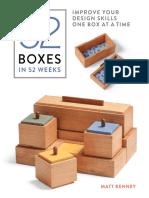 52 Boxes in 52 Weeks - Matt Kenney