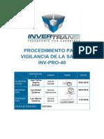 INV-PRO-40 V3 Vigilancia de La Salud