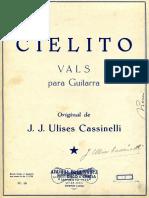 Cassinelli Cielito