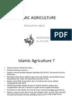 Islamic Agriculture