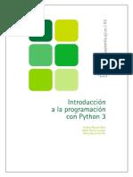 Introducción a Python 3