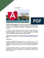 Formularios Reactivos Con Angular