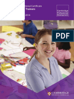 Cambridge International Certificate for Teachers and Trainers Syllabus.pdf