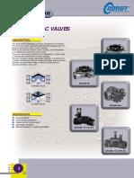 Manual Valvula Solenoide Dorot