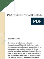 Planeacion Pastoral