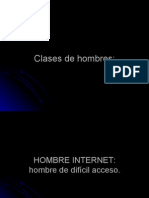 clasesdehombres