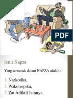 Public Speaking Bahaya Napza