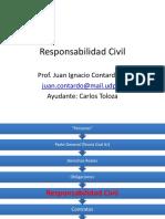 Responsabilidad civil introducción